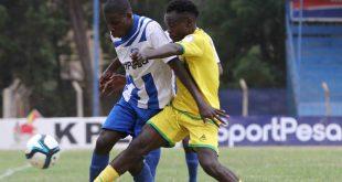AFC Leopards set to miss Boniface Mukhekhe against Tusker