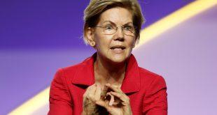 Elizabeth Warren presidency causes a scare