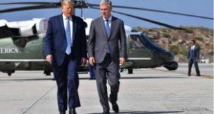 Trump and O