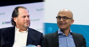 Salesforce announces it's moving Marketing Cloud to Microsoft Azure – TechCrunch
