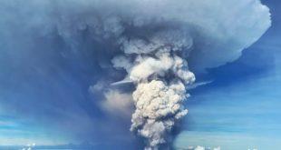 Major Eruption of Taal Volcano in Philippines in Progress « Roy Spencer, PhD