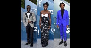 See All Of Black Hollywood's 2020 SAG Awards Fashion