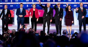 Coronavirus, Democrats, Harvey Weinstein: Your Wednesday Briefing