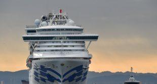 Day 2 of a Cruise Ship Quarantine: Permission to Breathe