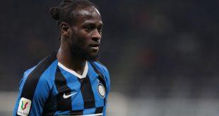 Coronavirus: Inter Milan star Victor Moses 'working hard every day'