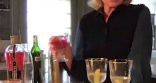 Martha Stewart Breaks Down the Steps to Making a Perfect Martini