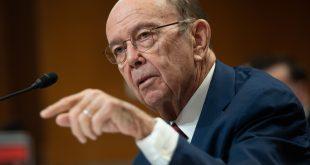 U.S. Commerce Secretary Wilbur Ross hospitalized